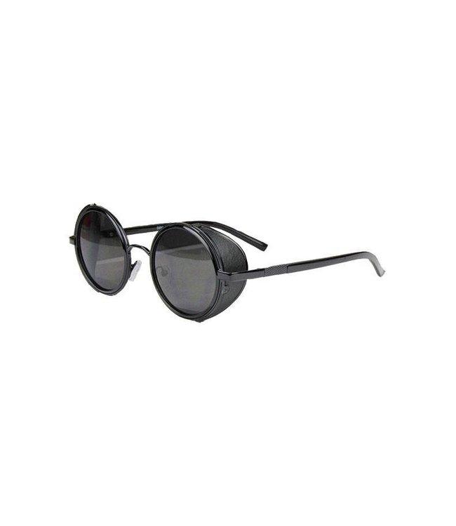 223c535082 Roi al Smokers Sunglasses - Black - MODA3