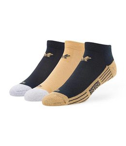 '47 BRAND BREWERS SKYLITE MOTION 3-PACK SOCKS
