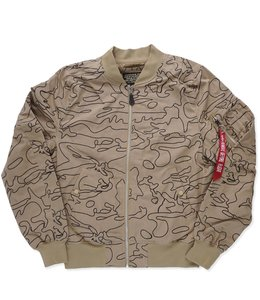 ALPHA INDUSTRIES L-2B DIY FLIGHT JACKET