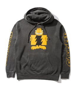 THE HUNDREDS x GARFIELD FLAG PULLOVER HOODIE
