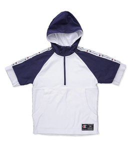 CHAMPION REVERSE WEAVE FRENCH TERRY 1/4 ZIP HOODIE