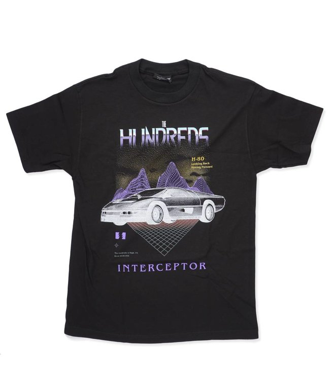 THE HUNDREDS Interceptor Tee