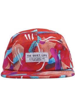 THE QUIET LIFE GIBBLER 5-PANEL CAMPER HAT