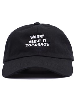 THE QUIET LIFE WORRY ABOUT IT TOMORROW DAD HAT