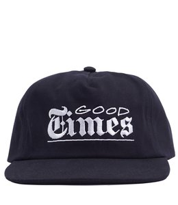 THE QUIET LIFE GOOD TIMES UNSTRUCTURED SNAPBACK