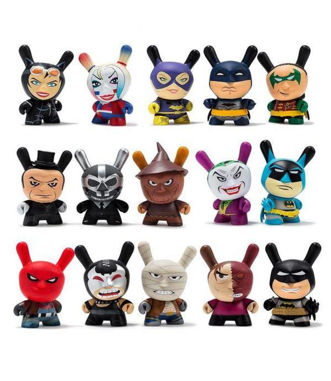 KIDROBOT Batman Dunny Mini Series