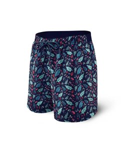 "SAXX UNDERWEAR CO. CANNONBALL 9"" SWIM SHORT"