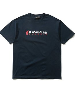THE HUNDREDS X RAWKUS CLASSIC TEE