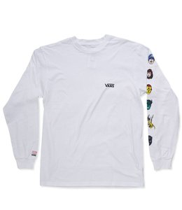 VANS X MARVEL CHARACTERS LONG SLEEVE TEE