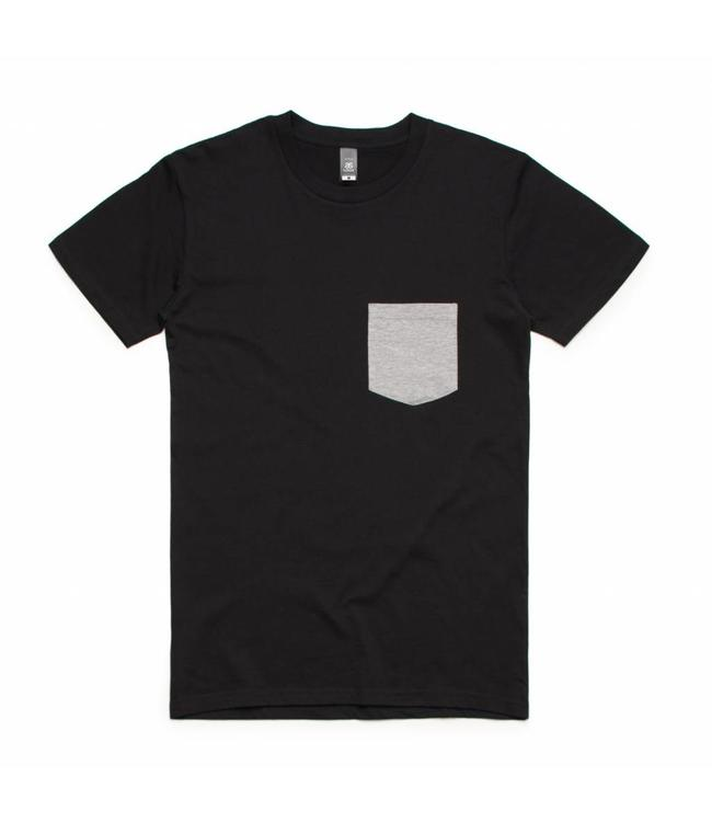 ASCOLOUR Staple Pocket Tee