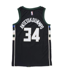 NIKE BUCKS GIANNIS ANTETOKOUNMPO STATEMENT SWINGMAN JERSEY