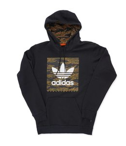 ADIDAS CAMOUFLAGE BB HOODIE