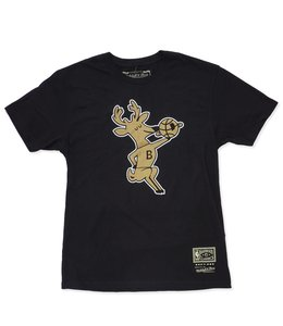 MITCHELL AND NESS BUCKS HWC GOLD STANDARD TEE