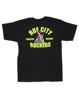 HUF HUF CITY ROCKERS TEE