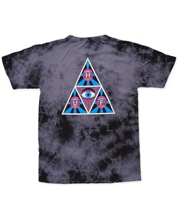 HUF PSYCHO NEO TRIANGLE CRYSTAL WASH TEE