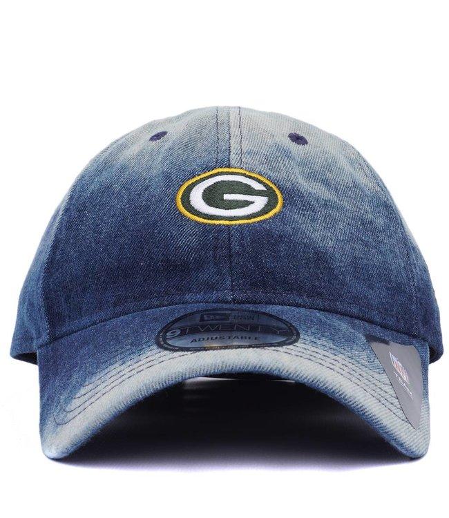 NEW ERA Packers Denim Wash Out Hat