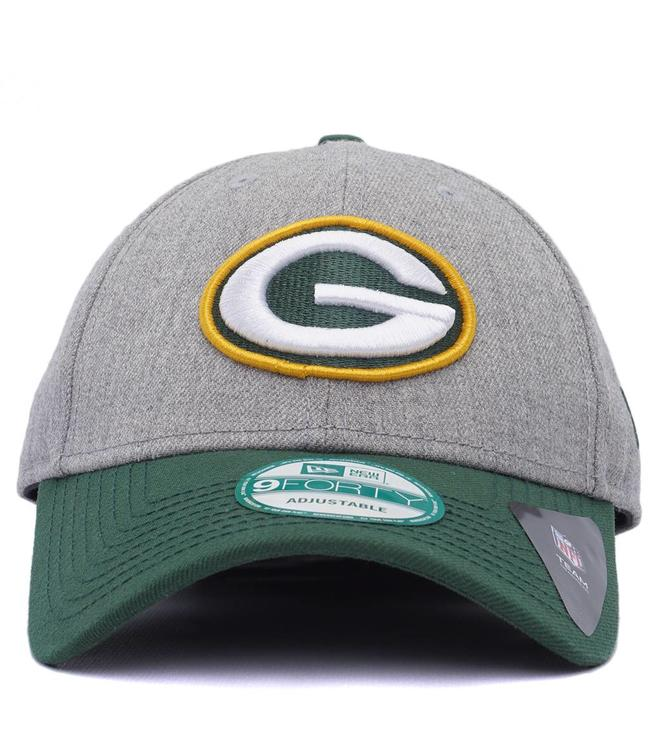 NEW ERA Packers League Heathered Hat