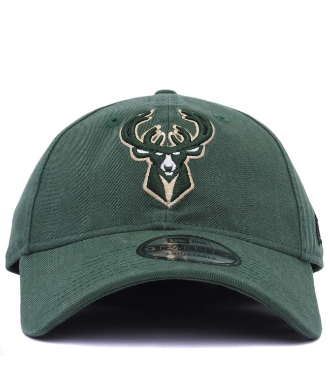 ebbca28a961 New Era Milwaukee Bucks Core Classic 9Twenty Hat - Green