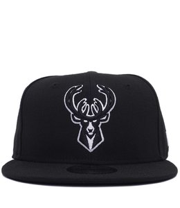 NEW ERA BUCKS BASIC SNAPBACK HAT