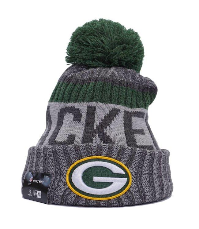 NEW ERA Packers Sport Knit Beanie