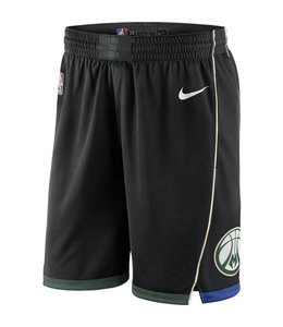 NIKE BUCKS STATEMENT SWINGMAN SHORTS
