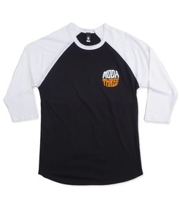 MODA3 BAD NEWS RAGLAN SHIRT