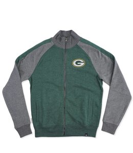 '47 BRAND PACKERS MATCH TRACK JACKET