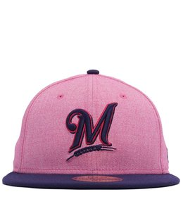 NEW ERA BREWERS MOTHER'S DAY '18 FITTED HAT