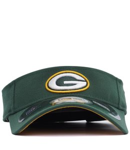 NEW ERA PACKERS ON FIELD VISOR