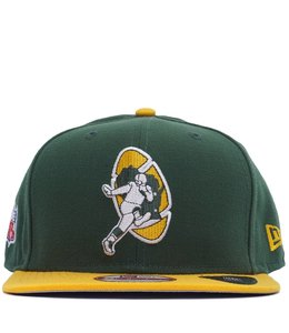 NEW ERA PACKERS BAYCIK SNAPBACK HAT