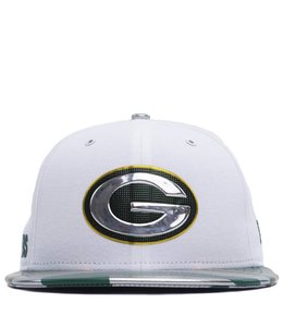 NEW ERA PACKERS ON STAGE FITTED HAT