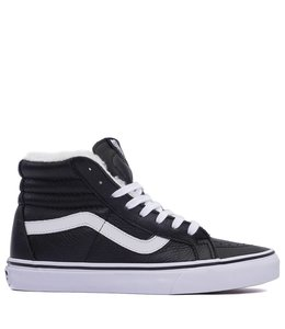 VANS SK8-HI REISSUE (LEATHER/FLEECE)