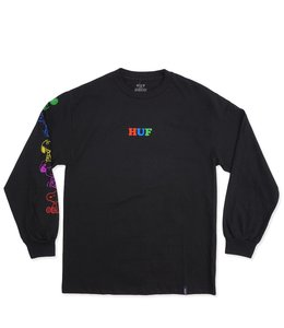 HUF x PEANUTS SNOOPY YEARS LONG SLEEVE TEE