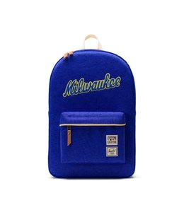 HERSCHEL SUPPLY CO. BREWERS HERITAGE MLB BACKPACK