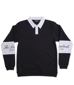 THE HUNDREDS STACK L/S POLO SHIRT