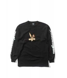THE HUNDREDS x LOONEY TUNES WILE E. LONG SLEEVE TEE