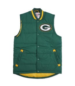 MITCHELL AND NESS PACKERS AMAZING CATCH VEST