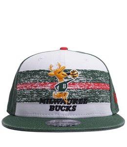 NEW ERA BUCKS HWC NIGHTS 9FIFTY SNAPBACK HAT