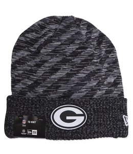 NEW ERA PACKERS TOUCH DOWN KNIT BEANIE