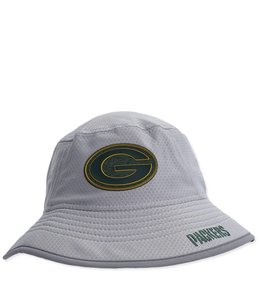 NEW ERA PACKERS TRAINING BUCKET HAT