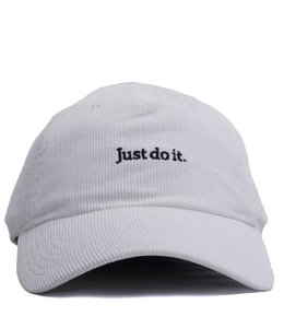 68c135562b03 NIKE H86 JUST DO IT CORDUROY HAT