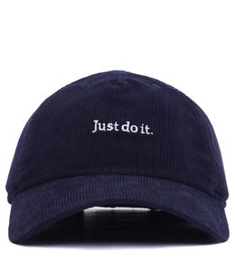 NIKE H86 JUST DO IT CORDUROY HAT