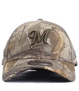 NEW ERA BREWERS REALTREE® 49FORTY HAT