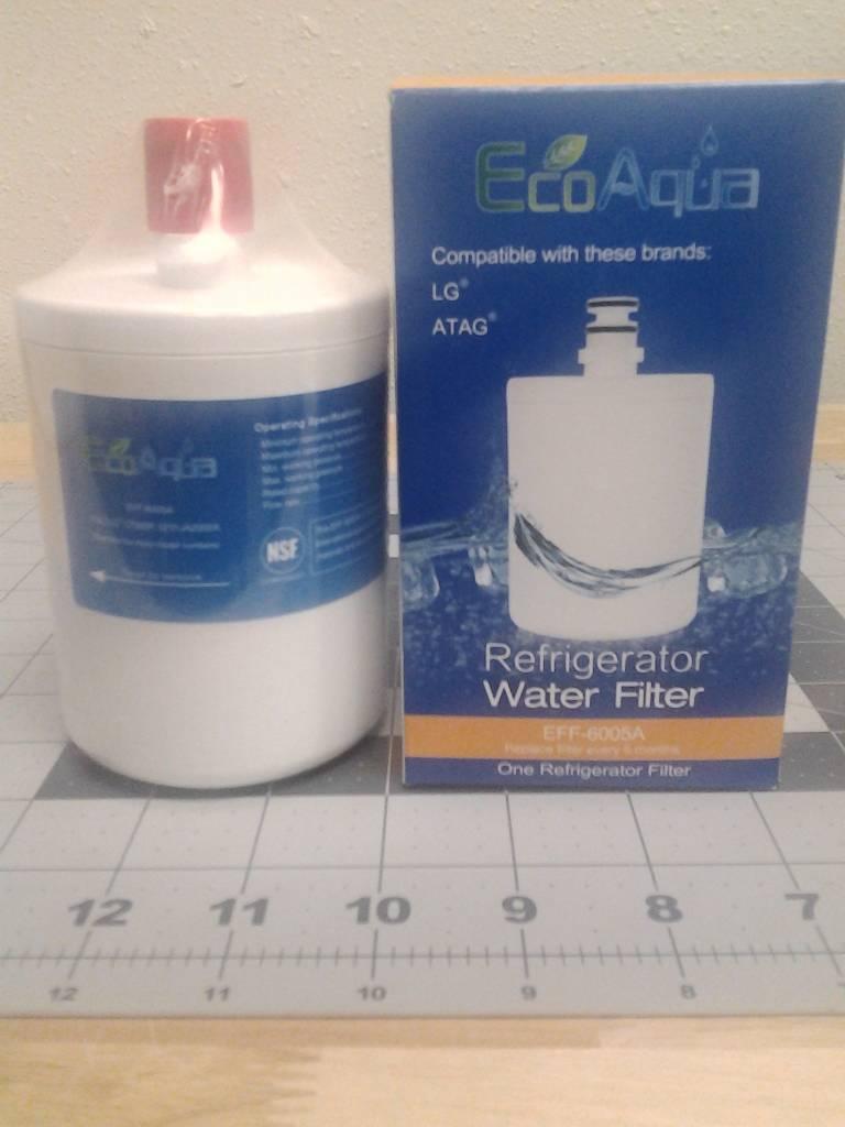 Eff 6005a Refrigerator Water Filter Part Advice Com