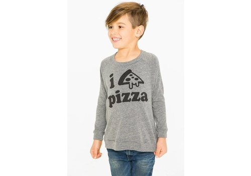 Chaser Kids Boys Triblend Long Sleeve Tee