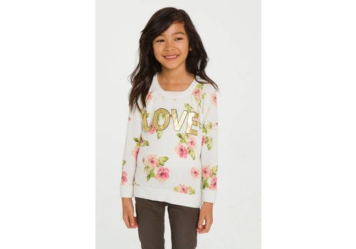 Chaser Girls Love Sweatshirt