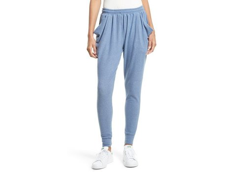 Free People Blue Jogger
