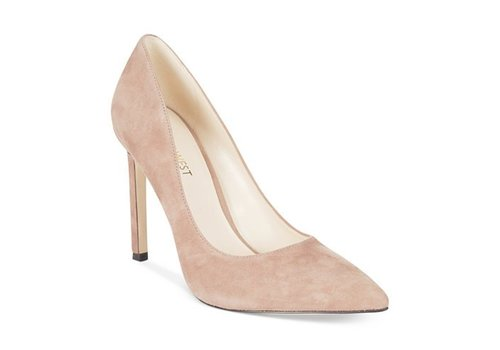 Nine West Tatiana Natural Suede