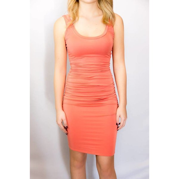 Frankie Dress in Pink. - size M (also in L,S,XS) La Made