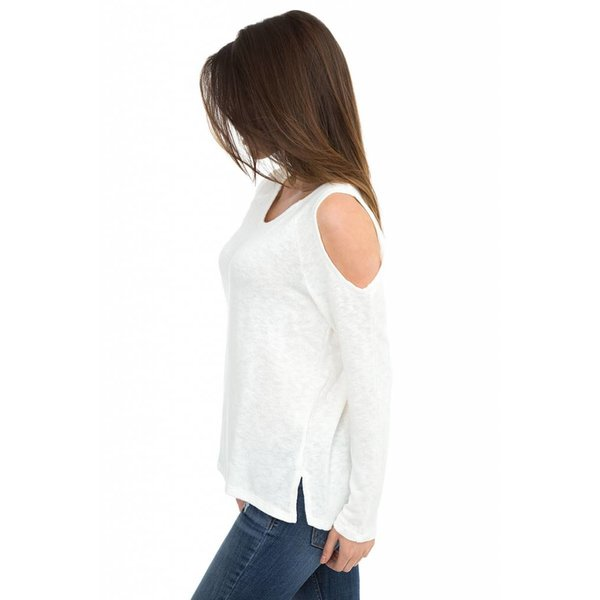 BobiLA Cold Shoulder Raglan